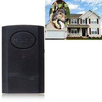 barking dog sensor - home security wireless vibration sensor Car Vehicle Door Window Alarm Vibration Electronic barking electronic dog alarm