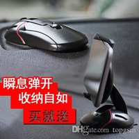 air mouse iphone - iPhone Plus Air suction type mouse navigation bracket dashboard shelf mobile phone in Car holder For iPhone S Plus