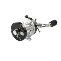 steel drums - Fishing Rod Hand Wheel DM40L Metal Drum Baitcasting Fishing Reel High Quality Left Hand Fly Fishing Reel Fishing Tackle Tools
