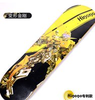 Wholesale by SF express Heat transfer print skateboard ABEC bearing professional skateboard SK8