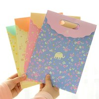 Cheap 2015 New Arrival Cute Children Candy Bags Cartoon Pattern Children Gift Bag Custom Zise Paper Bags Bag For Gift Food Packaging With Handle