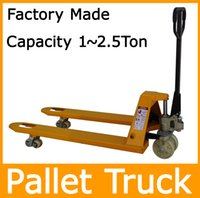 Wholesale 2 ton Manual Pallet Truck Made in China
