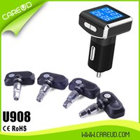 benz safety - CAREUD TPMS tire pressure monitoring system with Inside sensor tire pressure monitor for your safety Professional Factory