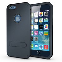 Wholesale 2014 New Arrival TPU PC SGP Stand Hybrid Armor Case For Iphone Iphone6 Case Protective Cover for Apple In Stock Free DHL