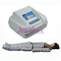 Nave Reino Unido Presión de aire portátil de drenaje linfático grasa infrarrojo lejano disolver Body Wrap adelgaza máquina Equipos para masajes de desintoxicación