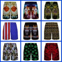 Wholesale Fashion New Mens Shorts Summer Breathable Mesh Men s Short Pants Basketball Sport Active Undershort Harajuku Shorts For Men