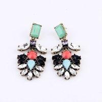 aquamarine earrings stainless steel - Designer Roxi Jewelry Women Jewelry Top Statement Gift Hot New Arriver Aquamarine Stainless Steel Earrings