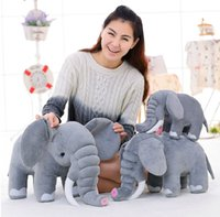 baby toys online - Online Get Cheap babies Stuffed Plush cm elephant toy for birthday Christmas gift stuffed soft toys elephant factory supply