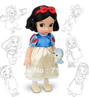 best baby animators - D Original box Princess Animators Collection Inch Doll Figure Snow White Best Gift for girl