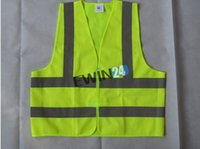 Wholesale Brand new and high quality Adjustable strong Reflective Hi Viz High Visibility Safety Vest Unisex XL