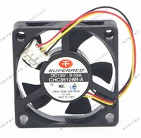 3510 inch bal bearing - genuine double bal CHC3512BB A V A CM l three line cooling fan