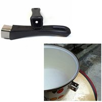 best cooking pots - Best Price Replacement Cooking Sauce Cookware Pan Pot Handle Heat Resistant Ergonomic Black
