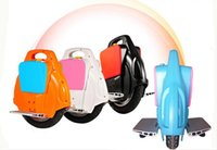 Wholesale X6 Electric Scooter W High Power Self Balance One Wheel Colorful Electric Unicycle DHL