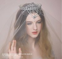 Cheap Crystals Wedding Crowns Best wedding accessories