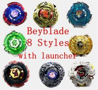 Wholesale 480pcs Rapidity Beyblade Metal Fusion with Launcher models
