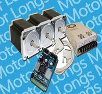 Wholesale 3 axis Nema stepper motor with oz in CNC kit
