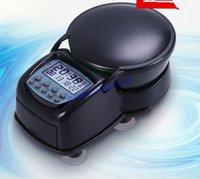 2015 nueva venta caliente buena calidad Mini Digital acuario Alimentación Alimentador automático del tanque Reloj Fish Food Nuevo