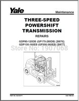automotive service manuals - New Yale All Wiring Diagrams and Service Manuals PDF FULL SET version