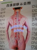acupuncture store - 10pcs Human body acupuncture point facial hand foot Gua Sha Cupping Moxibustion health care store medical supplies