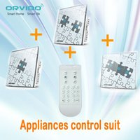 Wholesale Orvibo Smart smart timer switch group with MHz Radio Frequency Scenario remote control Smart home