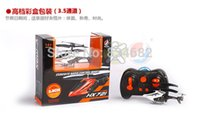 Wholesale J G Chen Original Box g Channel Mini Indoor Metal Smallest RC Helicopter Built in Gyroscope Drones