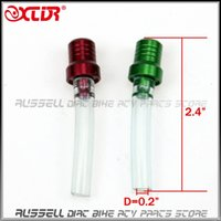 atv gas caps - GAS FUEL TANK Cap BREATHER Vent Valve Hose FOR DIRT Pit BIKE ATV Pit bike Monkey SSR TAOTAO XR CRF KLX SGD