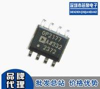 ads amplifiers - Original OP2177ARZ dual operational amplifier precision PSOP uV maximum compensation AD Manufacturers C