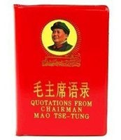 Wholesale LITTLE RED BOOK Quotations Chairman Mao China