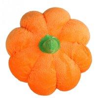 foam pumpkins - New Fashion Cute Hallowmas Pumpkin Shape Cushion Pillow Plush Toy Originality Birthday Gift order lt no track