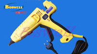 Cheap 500W digital display thermostat EU plug hot melt glue gun,industrial glue gun, 1 pcs lot, free shipping