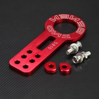 Wholesale Racing Car Rear Towing Hook Red JDM Tow Hook Front Tow Hook Kit Only