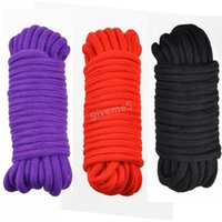 adult european - New Design European and American Style Adult Product Thick Contton Sex Bed Restraints Temperament Toy Set