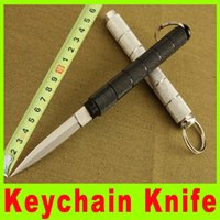 Wholesale 2014 New Small EDC knife keychain knife outdoor gear EDC Pocket Knife hunting knife Tactical camping utility hiking knives A501X