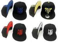 Wholesale snapback hats custom snapbacks hat Neymar football sports teams caps mix order drop shipping professional Caps Factory