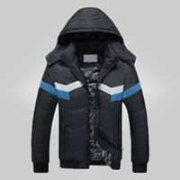 Wholesale Fall new style brand products jackets men winter warm fashion casual thick parkas men outdoor sporting jackets