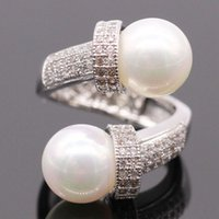 Cheap Fashion Three Stone Rings Best Trendy Vintage Rings