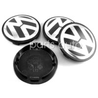 Wholesale 4x mm VW Touareg Wheel Center Hub Caps L6 M43803