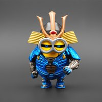 Wholesale Minion costume minions cos transformation Drift Lockdown Hound Optimus Prime Bumblebee cm action figure anime minion doll toy