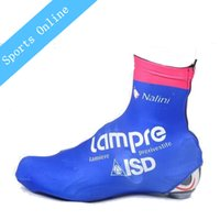 bicycle overshoes - NEW high quality Team lampre Cycling Shoes Cover Bicicletas Bicycle Bike Overshoes Sports Accessories Maillot Ciclismo