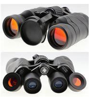 Cheap Wholesale-5000M Waterproof High Power Definition Night Vision Hunting Military Binoculars Telescopes Monocular Telescopio Binoculos 8x40