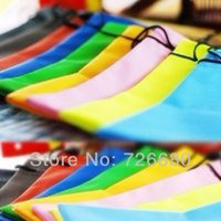 Wholesale Hot sale Waterproof sunglasses pouch soft Eyeglasses Glasses Bag Case