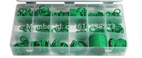 Wholesale High Temperature Set PC O ring Kit Green Metric quot O quot ring Seal Seals Nitrile Rubber