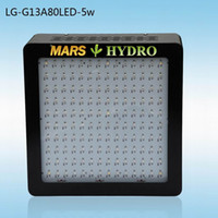 led grow light - 2015 Newest LED Grow Lights W w Chips Band Full Spectrum Indoor Led Grow Light pcsX5w Mars II Yrs Warranty Stock In USA AU UK
