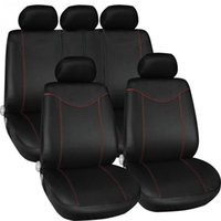 Wholesale Universal Full Car Seat Covers Set Universal Fit Most Car Covers Interior Accessories Seat Covers