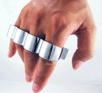 belt boxing - Knuckle duster belt buckle F S THICK CHROMED KIRSITE BRASS KNUCKLES DUSTERS Boxing Protective Gear
