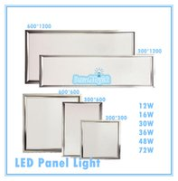 Wholesale DHL Fast SHIPPING led panel light W replace W CE RoHS epistar led W cm ceiling light AC85 V mm indoor downlights