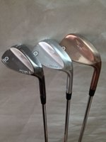 Wholesale Golf Clubs Vokey SM4 Wedges With Steel shaft Oilcan black silver SM4 Golf Wedges