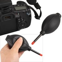 Wholesale DSLR Lens Cleaner Cleaning Tool Hurricane Air Blower Anti Dust IN STOCK order lt no track