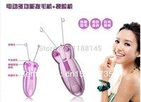 Wholesale Keda Body Facial Hair Remover Electric Face Cotton Thread Defeather Epilator Shaver KD