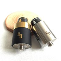 Cheap Replaceable Electronic Cigarettes Best 4.5ml Metal RH Atomizer